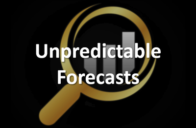 unpredictable forecasts