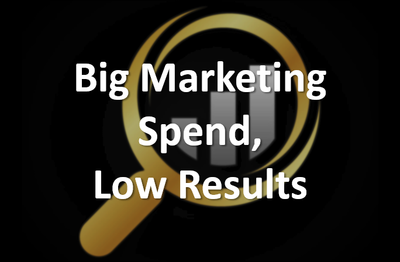 marketing spend
